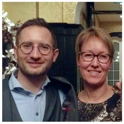 Tim van Orsouw en Gertrud Potveer - Triggerpoint Reset Therapeuten